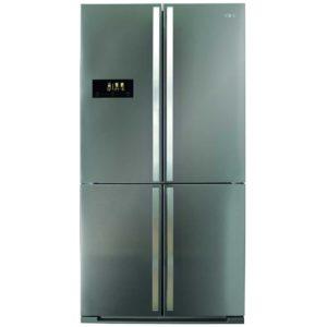 CDA PC900SS American Style Four Door Fridge Freezer - STAINLESS STEEL