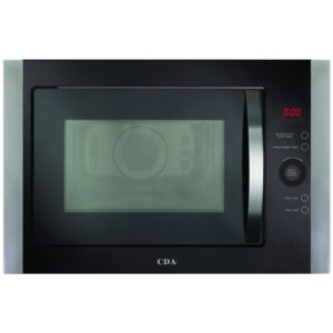 CDA VM451SS 60cm Built In Combi Microwave For Tall Housing – STAINLESS STEEL