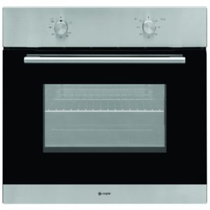 Caple C2512 Classic Built In Gas Single Oven - STAINLESS STEEL