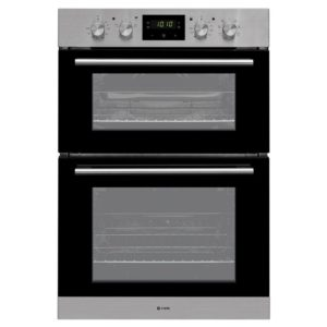 Caple C3248 Classic Built In Double Oven - STAINLESS STEEL