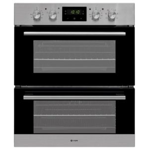 Neff U17M42N5GB CircoTherm Built Under Double Oven – STAINLESS STEEL