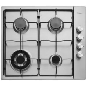Caple C706G 58cm 4 Burner Gas Hob – STAINLESS STEEL