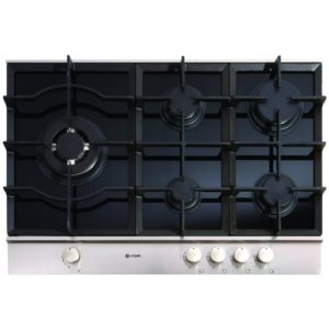 Caple C759G 75cm Gas On Glass Hob Steel Trim – STAINLESS STEEL