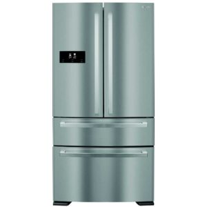 Caple CAFF45GM French Style Four Door Fridge Freezer Non Ice & Water – GUNMETAL