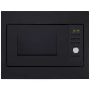 Caple CM123BK 60cm Built In Microwave And Grill For Tall Housing – BLACK