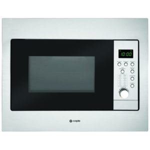 Caple CM126 60cm Built In Combi Microwave For Tall Housing – STAINLESS STEEL
