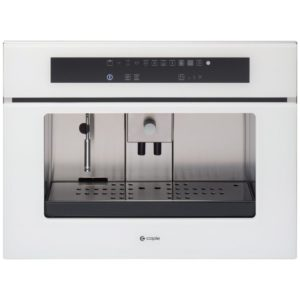Caple CM471WH Sense Premium Fully Automatic Coffee Machine - WHITE
