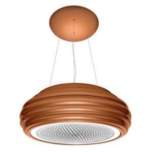 Caple CR750CO Ceramica Ellias Island Hood – COPPER