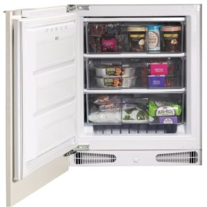 Caple RBF4 Integrated Built Under Freezer
