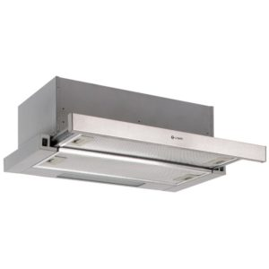 Caple TSCH600 60cm Telescopic Hood – STAINLESS STEEL