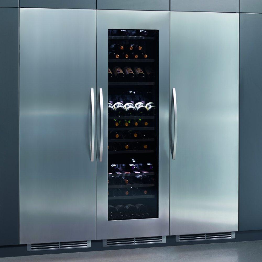 caple wc179 pack integrated wine cooler fridge and. Black Bedroom Furniture Sets. Home Design Ideas