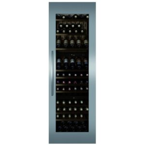 Caple WC179 179cm Integrated In Column Triple Zone Wine Cooler - STAINLESS STEEL