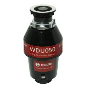Caple WDU075 Waste Disposal Unit With Air Switch – STAINLESS STEEL