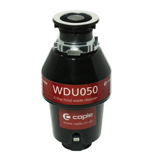 Image of Caple WDU050 Waste Disposal Unit - STAINLESS STEEL