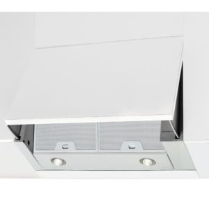 De Dietrich DHE1146A 60cm Integrated Hood - STAINLESS STEEL