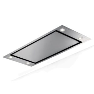 Air Uno ECLIPSE 90 WH 90cm Eclipse Ceiling Hood – WHITE