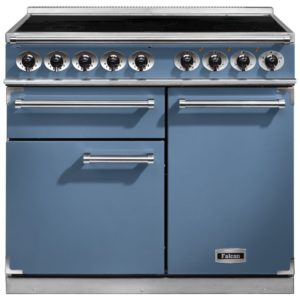 Falcon F1000DXEICA/N F1000 Deluxe Induction Range Cooker – BLUE