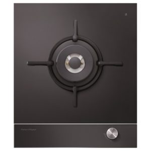 Fisher Paykel CG451DNGGB1 45cm Gas On Glass Domino Wok Burner – BLACK