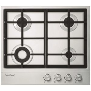 Fisher Paykel CG604DNGX1 60cm Gas Hob – STAINLESS STEEL