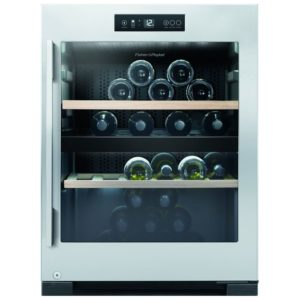 Fisher Paykel RF106RDWX1 60cm Freestanding Dual Zone Wine Cooler - STAINLESS STEEL