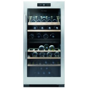 Fisher Paykel RF306RDWX1-EX DISPLAY 24459 60cm Freestanding Dual Zone Wine Cooler – STAINLESS STEEL