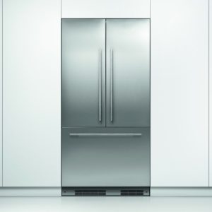 Fisher Paykel RS90A1 90cm Integrated French Style Fridge Freezer Non Ice & Water
