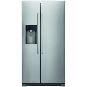 Fisher Paykel RX611DUX1 American Style Fridge Freezer Ice & Water - STAINLESS STEEL