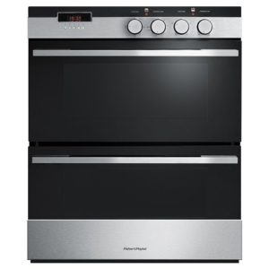 Fisher Paykel OB60HDEX3 Designer Built Under Double Oven – STAINLESS STEEL
