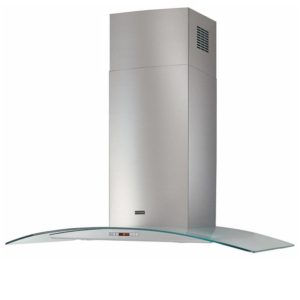 Franke FGC906XS 90cm Curved Glass Hood – STAINLESS STEEL