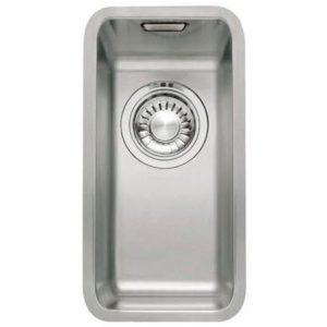 Franke KUBUS KBX110 16 Kubus Single Bowl Sink - SILKSTEEL