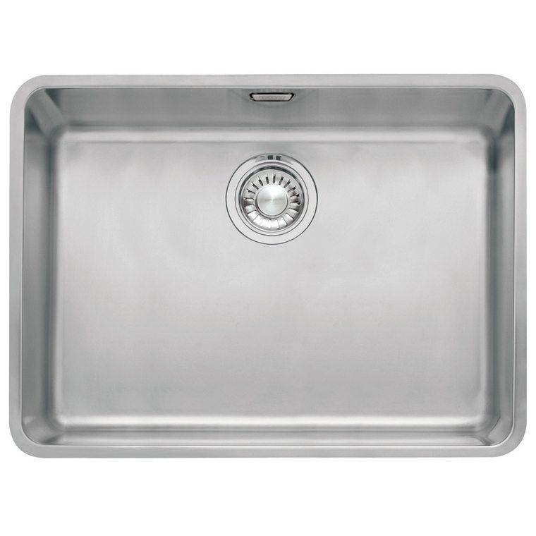 Franke Kubus Kbx110 55 Kubus Single Bowl Undermount Sink