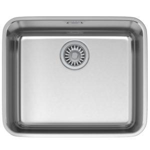 Franke LARGO LAX110 50-41 Largo Single Bowl Undermount Sink - SILKSTEEL