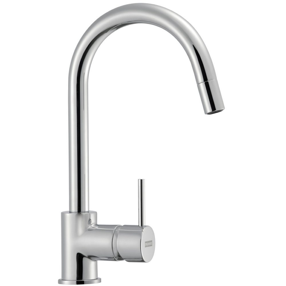 Image of Franke ARIA PULL-OUT NOZZLE CH Aria Pull-Out Nozzle Tap - CHROME