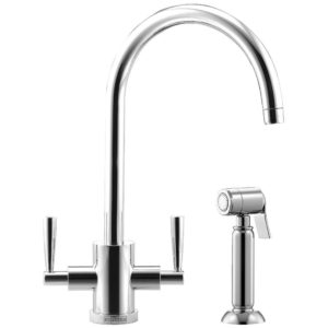Franke OLYMPUS SIDE SPRAY CH Olympus Side Spray Tap – CHROME