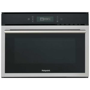 Hotpoint MP676IXH 60cm Built-in Combi Microwave For Tall Housing – STAINLESS STEEL