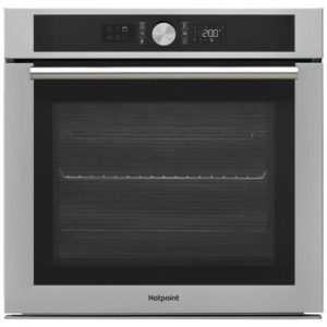 Hotpoint SI4854PIX Multifunction Pyrolytic Single Oven – STAINLESS STEEL