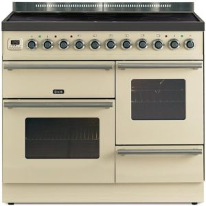Ilve PTWI-100-E3-CR 100cm Roma XG Induction Range Cooker - CREAM