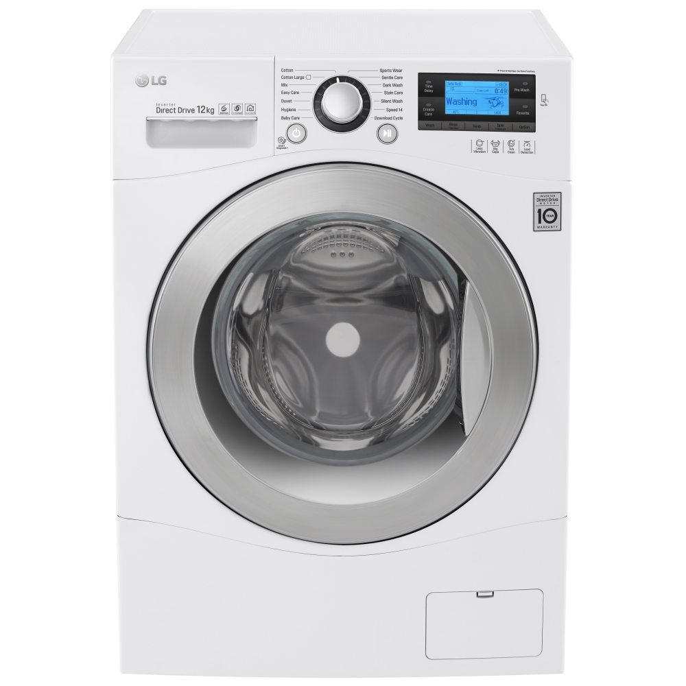 Lg Direct drive washing machine user Manual codes Oe