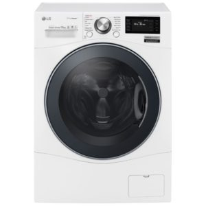 LG FH6F9BDS2 12kg Centum Direct Drive Steam Washing Machine 1600rpm – WHITE
