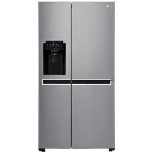 LG GSL761PZXV American Fridge Freezer Non Plumbed Ice & Water - STAINLESS STEEL