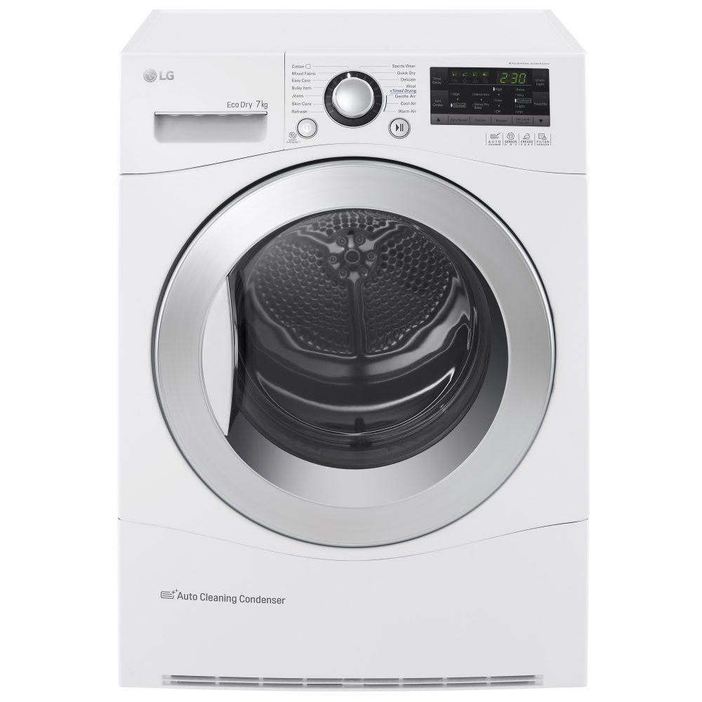 Lg Dryer Manufacturer Warranty ~ Lg rc ah m kg heat pump condenser dryer appliance city