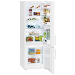 Liebherr CU2811 55cm Fridge Freezer – WHITE