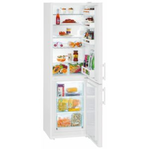 Hoover HVBF5182WWK 55cm Frost Free Fridge Freezer With Water Dispenser – WHITE