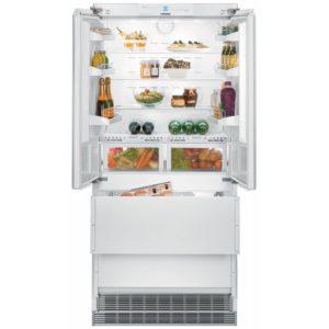 Liebherr ECBN6256 Integrated Biofresh Four Door Fridge Freezer