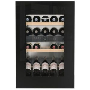 Liebherr EWTGB1683 88cm Integrated In Column Vinidor Wine Cabinet – BLACK