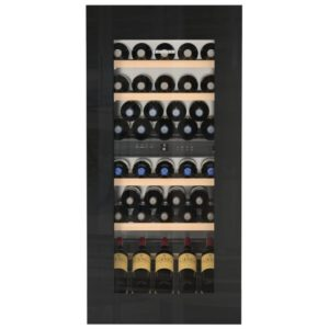 Liebherr EWTGB2383 122cm Integrated In Column Vinidor Wine Cabinet – BLACK