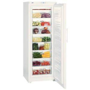 Liebherr G4013 70cm Freestanding Freezer – WHITE