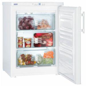 Liebherr GNP1066 60cm Freestanding Undercounter Frost Free Freezer – WHITE