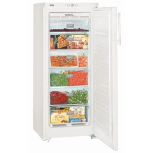 Liebherr GNP2313 60cm Freestanding Frost Free Freezer - WHITE