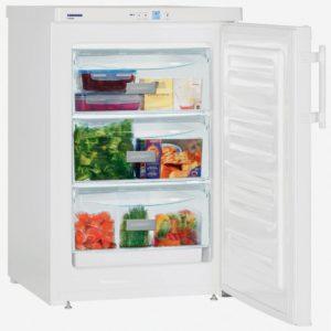 Liebherr GP1213 55cm Freestanding Undercounter Freezer – WHITE